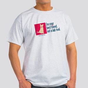 I'm Your Best Friend(Cat2) Light T-Shirt