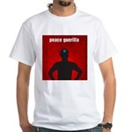 Peace Guerilla White T-Shirt