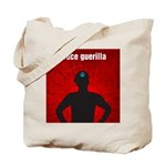 Peace Guerilla Tote Bag