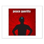 Peace Guerilla Small Poster