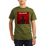 Peace Guerilla Organic Men's T-Shirt (dark)