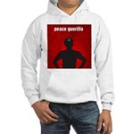 Peace Guerilla Hooded Sweatshirt