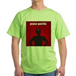 Peace Guerilla Green T-Shirt