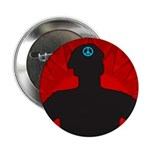 "Peace Guerilla 2.25"" Button (10 pack)"