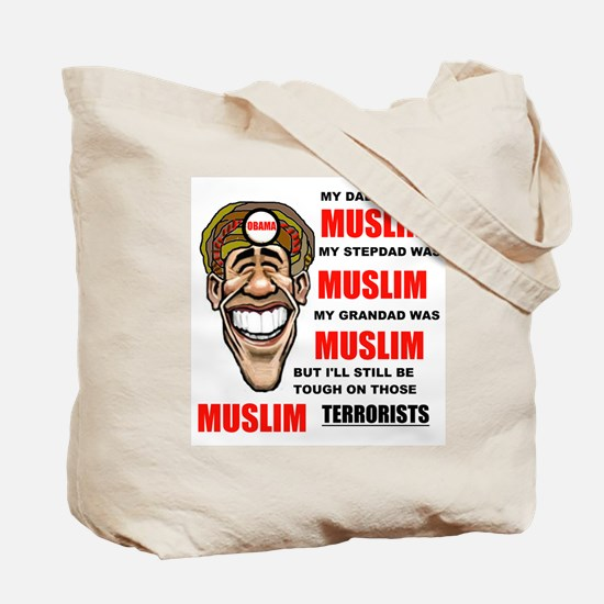 MUSLIMS LOVE THEM Tote Bag