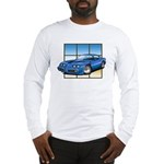 79-81 Trans Am Blue Long Sleeve T-Shirt