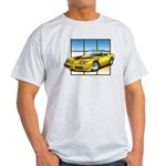 79-81 Trans Am Yellow Light T-Shirt