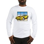 79-81 Trans Am Yellow Long Sleeve T-Shirt