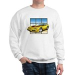 79-81 Trans Am Yellow Sweatshirt