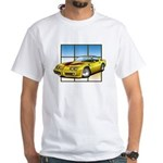 79-81 Trans Am Yellow White T-Shirt