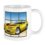 79-81 Trans Am Yellow Mug