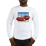 79-81 Trans Am Red Long Sleeve T-Shirt