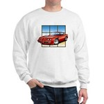 79-81 Trans Am Red Sweatshirt