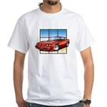 79-81 Trans Am Red White T-Shirt