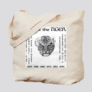 2010 - Year of the Tiger Tote Bag
