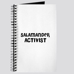 SALAMANDER ACTIVIST Journal