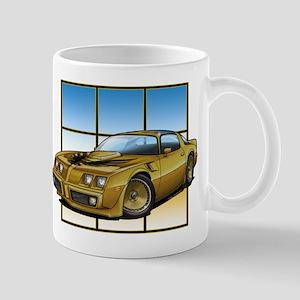 79-81 Trans Am Gold SE Mug