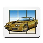 79-81 Trans Am Gold SE Mousepad