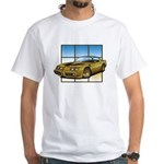 79-81 Trans Am Gold SE White T-Shirt