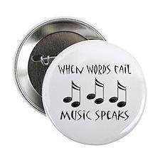 Words Fail Music Speaks 2.25