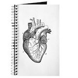 Anatomical heart Journals & Spiral Notebooks