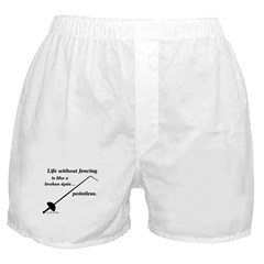 Pointless Boxer Shorts