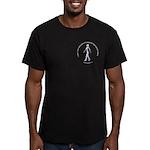 I Walk To Raise CDH Awareness Men's Fitted T-Shirt