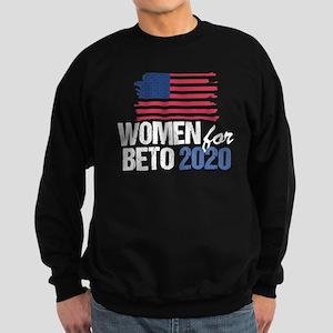Women for Beto 2020 Sweatshirt (dark)