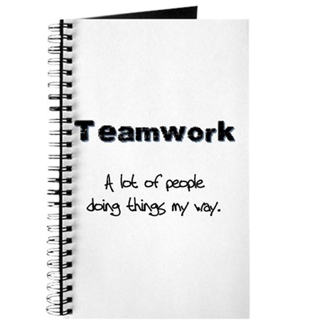 Teamwork - Black Journal