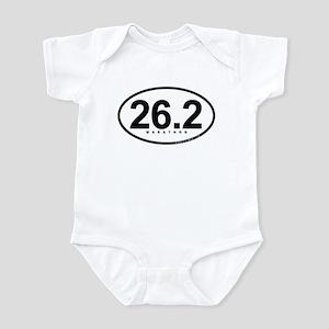 26.2 Marathon Infant Bodysuit