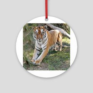 Tiger Flavio Ornament (Round)