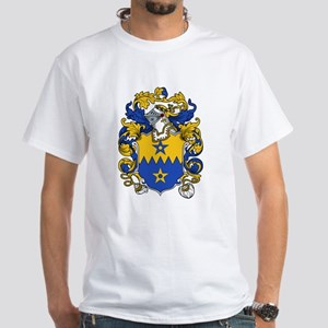 Doubleday Coat of Arms White T-Shirt