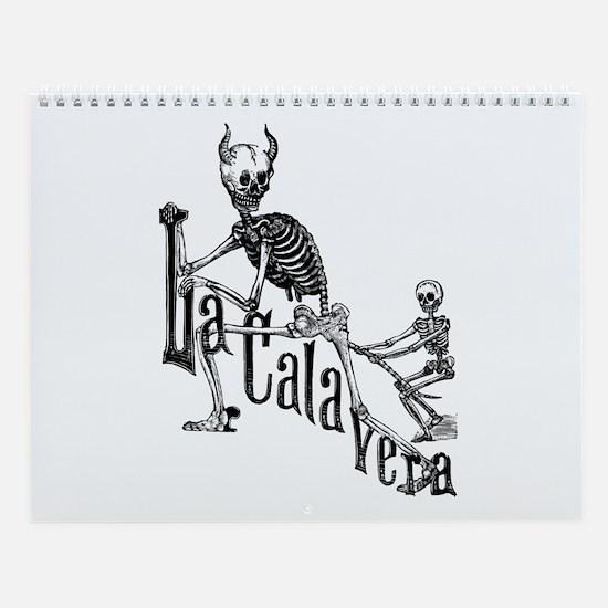 Posada Calaveras Wall Calendar