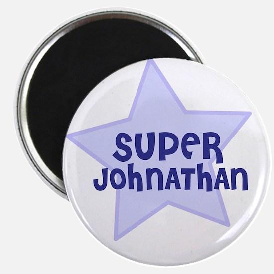 Super Johnathan Magnet