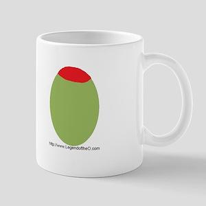 Legend of the O Mug