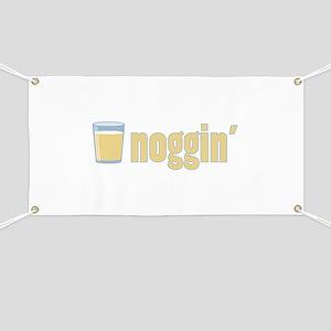 Egg Nog / Noggin' Banner