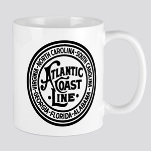 Atlantic Coast Rwy six states Mugs
