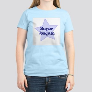 Super Joaquin Women's Pink T-Shirt