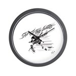 Son of the Wind Wall Clock