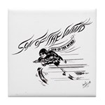 Son of the Wind Tile Coaster