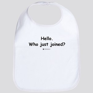 Who just joined? -  Bib
