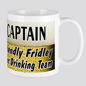 Fridley Beer Drinking Team Mug