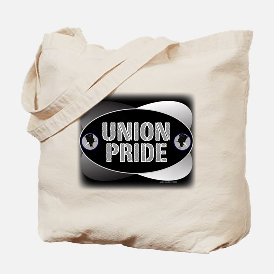 GREYS UNION PRIDE Tote Bag