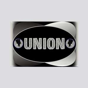 UNION -B Rectangle Magnet