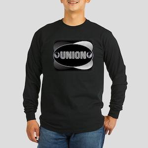 UNION -B Long Sleeve Dark T-Shirt