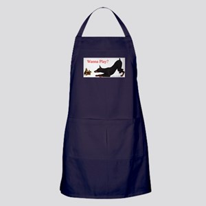 Dobe Wanna Play Apron (dark)