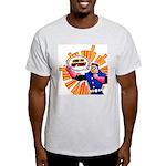 Grab his Baptism! Ash Grey T-Shirt
