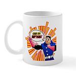Grab his Baptism! Mug