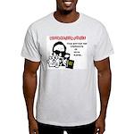 Reformation Police Ash Grey T-Shirt