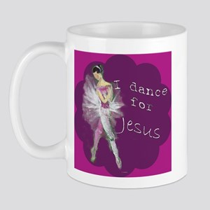 Powerful dance for Jesus Mug